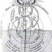 Dies Microcosmicus, Nox Microcosmica Art Print by Science Source