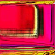 Digital Abstract 13 Art Print