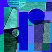 Digital Design 292 Art Print