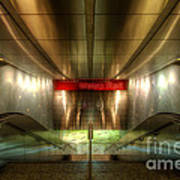 Digital Underground Art Print