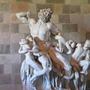 Dionysus Of Rhodes Art Print