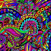 Dipper Of Life Art Print