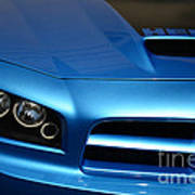 Dodge Charger Srt8 Super Bee Art Print