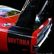 Dodge Daytona Fin 02 Art Print