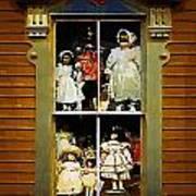 Dollhouse Gothic Art Print