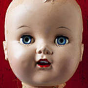 Dolls Haed Art Print