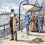 Dom Pedro II (1825-1891) Art Print