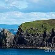 Donegal Seascape Art Print
