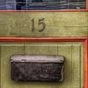 Door 15 Art Print