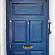 Door In Ireland 6 Art Print