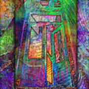 Door To The Lightness Of Being Art Print
