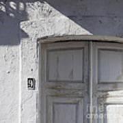 Doors Number 9 Art Print