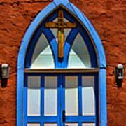 Doors To San Rafael Art Print