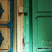 Doorway In Tunisia 4 Art Print