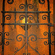 Doorway To Death Print by Paul Ward