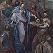 Dor�: Daughter Of Herod Art Print