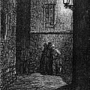 Dore: London, 1872 Art Print