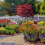 Dotti's Garden Summer Art Print