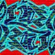Double Trouble 2 Art Print