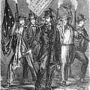 Douglas: Election Of 1860 Art Print