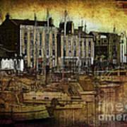 Douglas Harbour II Art Print