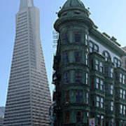 Downtown San Francisco 2 Art Print