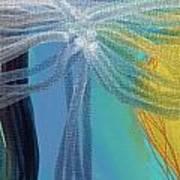 Dragonfly Daydream Art Print