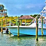 Dream Boat 2 Art Print