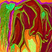 Dream In Color 2 Art Print