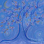 Dreaming Tree By Jrr Art Print
