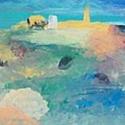 Dreamland Art Print by Helene Henderson