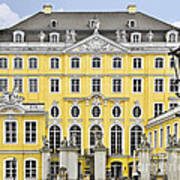 Dresden Taschenberg Palace - Celebrate Love While It Lasts Art Print