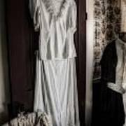 Dress Of Anna Jarvis Art Print