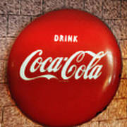 Drink Coca-cola Art Print