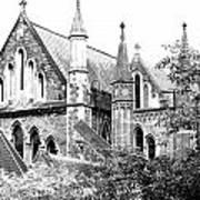 Dublin Church Art Print