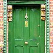 Dublin Door Three Art Print