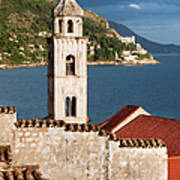 Dubrovnik Architecture Art Print
