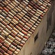Dubrovnik Rooftop Art Print