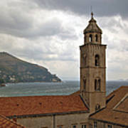 Dubrovnik View 3 Art Print