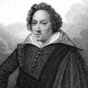 Dudley North (1602-1677) Art Print