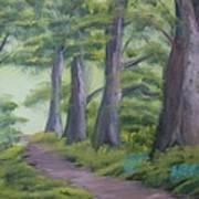 Duff House Path Art Print