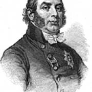 Duke Of Kent (1767-1820) Art Print