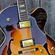 Duncan Guitar Art Print