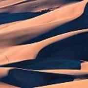 Dune 3 Art Print