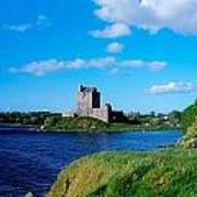 Dunguaire Castle, Co Galway, Ireland Art Print
