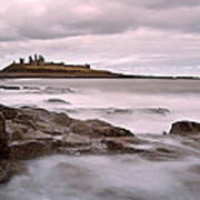 Dunstanburgh Castle IIi Art Print