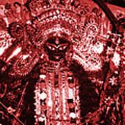 Durga Print by Photo Researchers