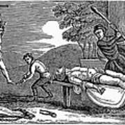 Early Christian Martyrs Art Print by Granger