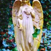 Earth Angel Art Print