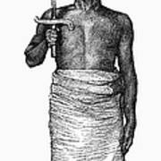 East Africa: Executioner Art Print